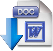 Click here to download the Word document
